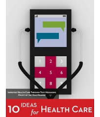 10 Ideas for Healthcare 2013