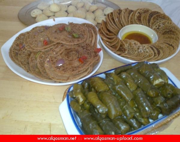 أكلات عيد الأضحى المبارك