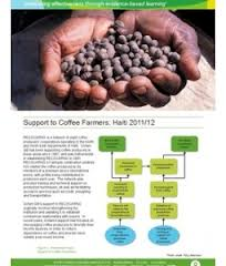 Effectiveness Review Support to Coffee Farmers Northern Haiti
