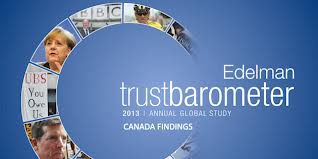 2013 Edelman Trust Barometer Executive Summary