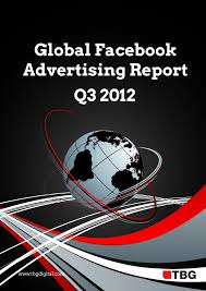 TBG Digital Global Facebook Advertising ReportQ32012 ENG